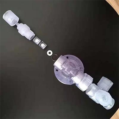 隔膜计量泵头