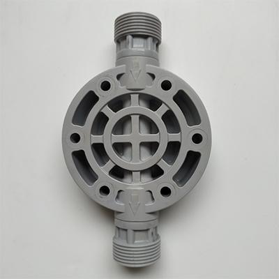机械计量泵泵头